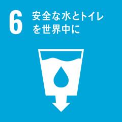 SDGsアイコン6
